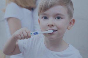 Higiene dental infantil Blanes Girona