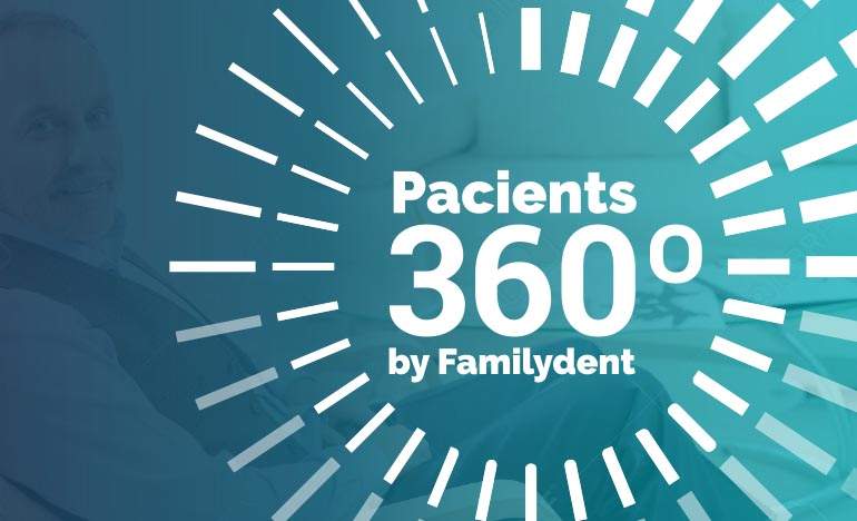 Clinica Dental Blanes paciente 360